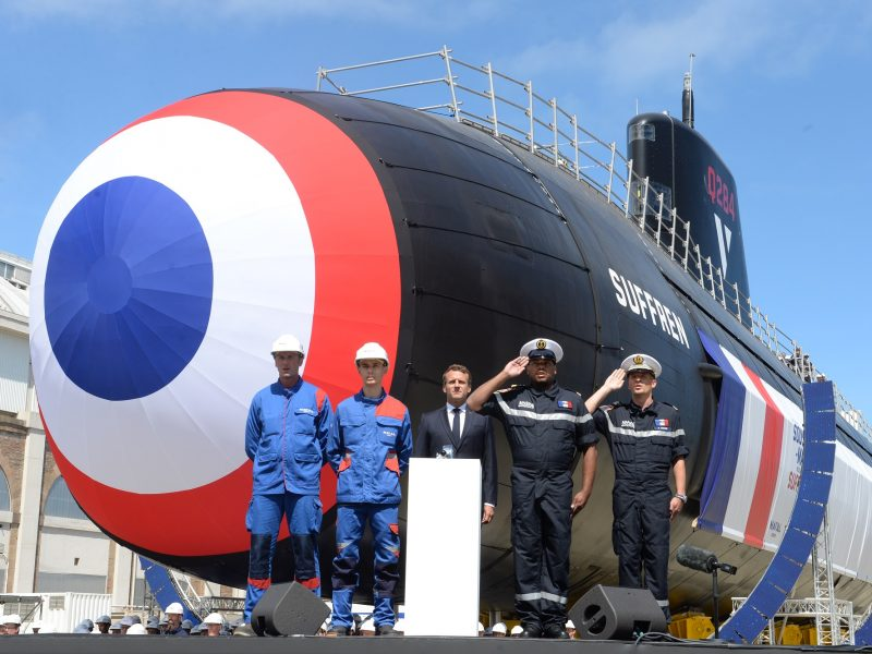 sous-marin « Suffren »