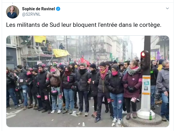 Tweet journaliste Figaro